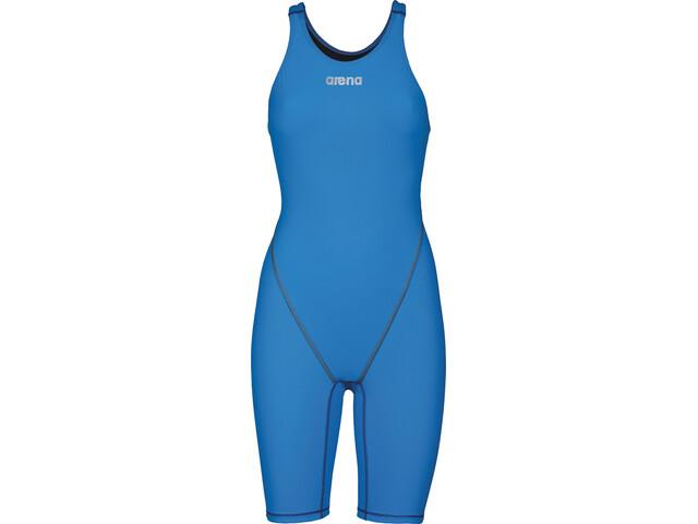 arena Powerskin St 2.0 Short Leg Open Full Body Suit Dame royal